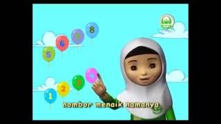 Lagu Kanak Kanak | KENAL ANGKA HD | PASTI