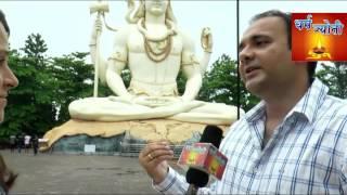Dharmjyoti - Vidhee Asrani interviews Nilay Tiwari #Kachnar Shiv Temple