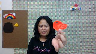 Lailani YLG: The Rainbow Chant  (Early Childhood Education Activity)