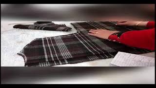 طريقة عمل فستان من صنع ايدك بخطوات بسيطه