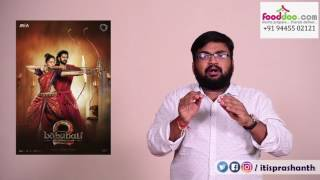 Baahubali 2 review by prashanth