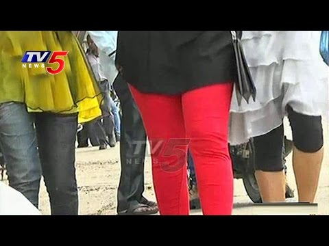 Ladies Leggings Controversy   Girl Students Opinion on Leggings   TV5 News
