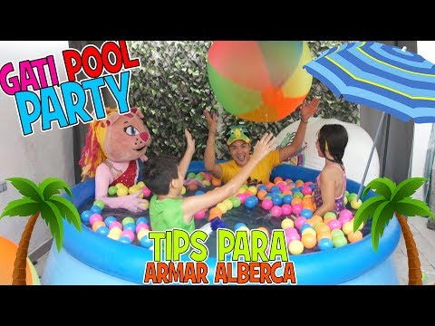 Xxx Mp4 La Alberca De Erick La Pool Party De Kimi Kids Play 3gp Sex