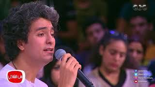 """أغنية  """"في قلبي مكان""""  للفنان محمد محسن يبهر جمهور معكم مني الشاذلي"""