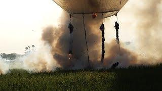 razia balon ponorogo polisi hampir di kroyok warga
