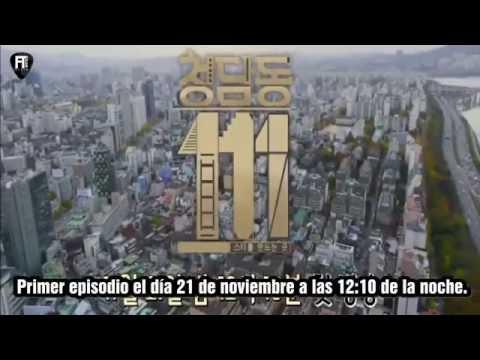 Cheongdamdong 111 - Presentación de personajes FNC sub esp