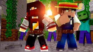 Minecraft: ARMAS? - CRAFTING DEAD Ep.02 ‹ AMENIC ›