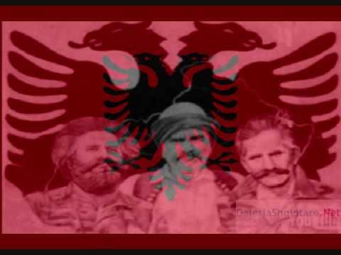 Albanian National Flag Flamuri Kombëtar Shqiptar