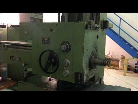 Xxx Mp4 WMW Union BFT 102 Horizontal Boring Mill 3gp Sex