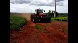 tractor massey ferguson 8690