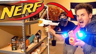 NERF GUN ARSENAL!