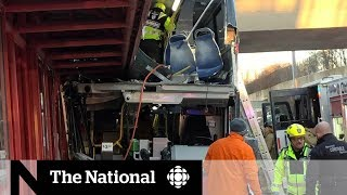 Driver in fatal Ottawa bus crash facing 38 criminal charges