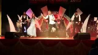 Darling Dambaku & Singam Dance in Suisse by V.ENTERTAINMENT DANCERS