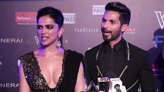 Deepika Padukone & Shahid Kapoor Full Interview On Padmavati Controversy