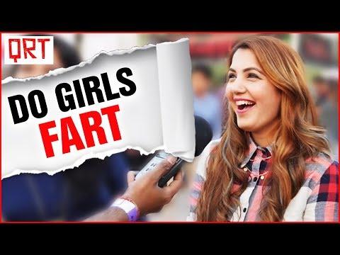 Do Girls Fart ? (ADULT COMEDY)   Delhi Girls Open Talk   Quick Reaction Team