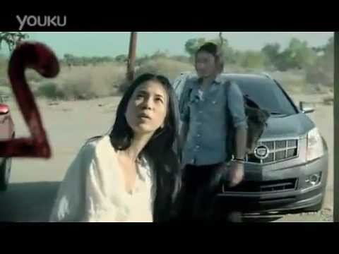 Chinese Cadillac SRX ad with Karen Mok captures romance of Route 66