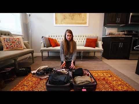 Iceland Packing Video