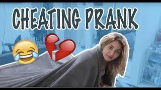 CHEATING PRANK ON BOYFRIEND AFTER BREAK UP !!