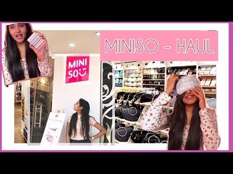 Xxx Mp4 MINISO India Shopping Haul Miniso A Japanese Store Shivangi Baheti 3gp Sex