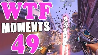 Overwatch WTF Moments Ep.49