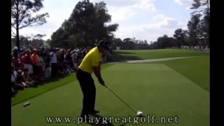 Jason Day Driver Swing 2013 - Masters