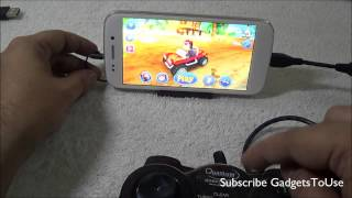 Tip   Play Games on Android Phone With PS3, USB Controller   Demo Done on Canvas 4