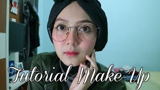 Tutorial Make Up Natural Sehari hari | Abilhaq R. Karil