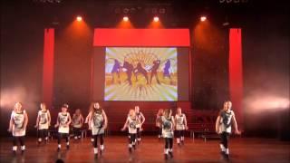 Eindshow 2015 - Dansstudio Dance Delicious