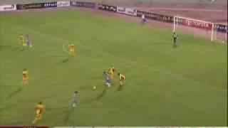 اهداف مباراة قطر و الغرافة الدورى القطرى 2009 2010