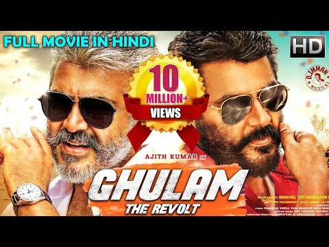 Download Ghulam The Revolt (2018) Latest South Indian Full Hindi Dubbed Movie |Ajith|New Released 2018 Movie