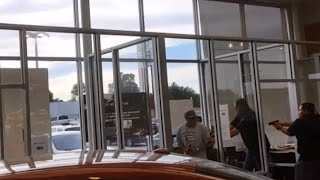 How Arrest by 2 Bounty Hunters at Car Dealership Went Terribly Wrong