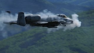 Fairchild Republic A-10 Thunderbolt II [HD]-2014