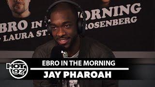 Jay Pharoah Explains Split From SNL + Remembers Charlie Murphy
