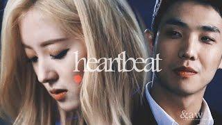 san + gyeowool ✖ heartbeat : 300+ subs !
