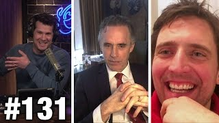 #131 LEGAL VS. ILLEGAL! Dr. Jordan Peterson and Owen Benjamin | Louder With Crowder