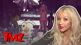 Christina Aguilera Gets Personal And Naked On Instagram! | TMZ