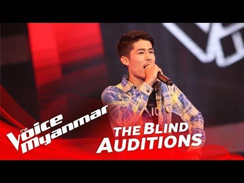 Xxx Mp4 Bawa ကိုယ္ေစာင့္နတ္ Blind Audition The Voice Myanmar 2018 3gp Sex