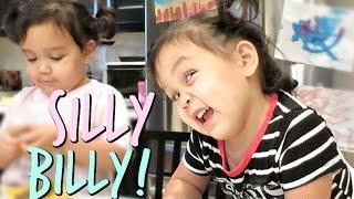 The SILLY One! - November 15, 2016 - ItsJudysLife Vlogs