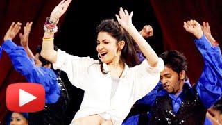 Anushka Sharma's Performance In IPL 8 Opening Ceremony