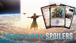 Daily Dominaria Spoilers — March 21, 2018 | New Frames!