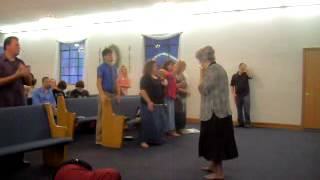 Holy Ghost in the Service - Holy Ghost Move