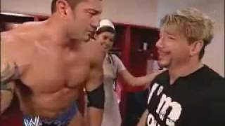 Eddie Guerrero & Batista and the gay doctor