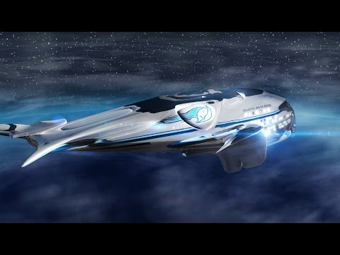 Space Plane White Noise | Sci Fi Ship Ambience for Relaxation, Studying or Sleeping | 10 Hours