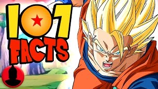 107 Dragon Ball Z Facts YOU Should Know! - ToonedUp @CartoonHangover