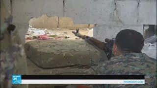 القوات التركية تقصف أهدافا كردية في شمال سوريا
