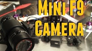 Mini F9 Camera Unboxing, Usage, and Review All In One Video!