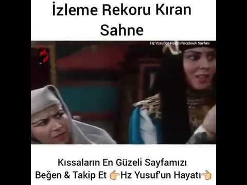 H.Z YUSUF ZÜLEYHASINA AGLAYARAK DUA EDERMİŞ..!