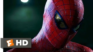 The Amazing Spider-Man - Taking Down the Car Thief Scene (3/10) | Movieclips