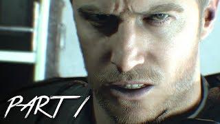 RESIDENT EVIL 7 NOT A HERO Walkthrough Gameplay Part 1 - Chris Redfield (RE7 DLC)