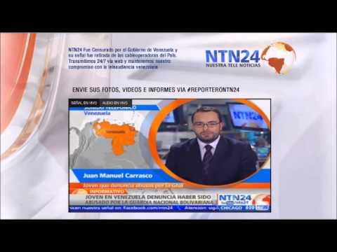 TESTIMONIO JUAN MANUEL CARRASCO NTN24